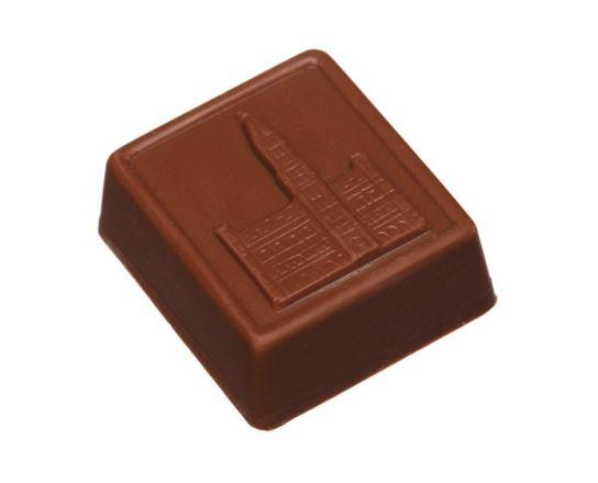 Carrés caramel